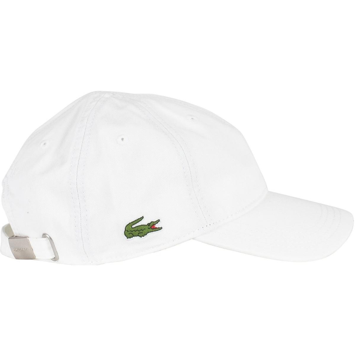 Lacoste - Men s Small Logo Baseball Cap 2d73c6a2fa5
