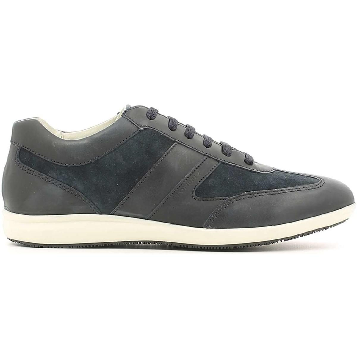 Hyper Online Rabatt Manchester 108657 Shoes with laces Man Grey 44 Stonefly eOgVtz