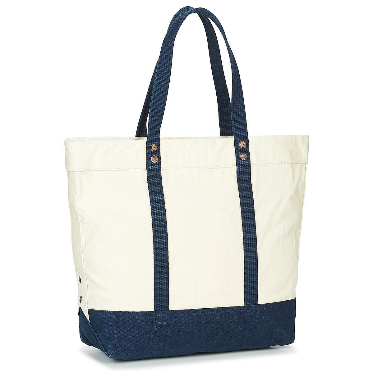 133447a74cee Polo Ralph Lauren - Multi Pp Tote Women s Shopper Bag In White for Men -  Lyst. View fullscreen
