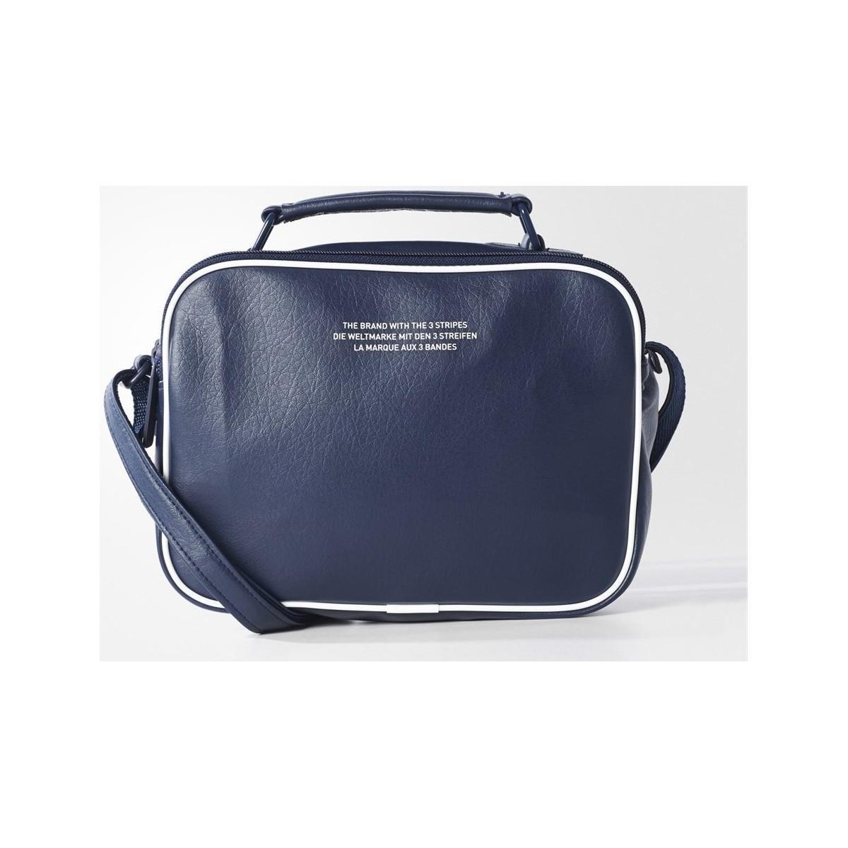 c20d6804ab adidas Originals Airliner Classic Bag Mini Men s Messenger Bag In ...