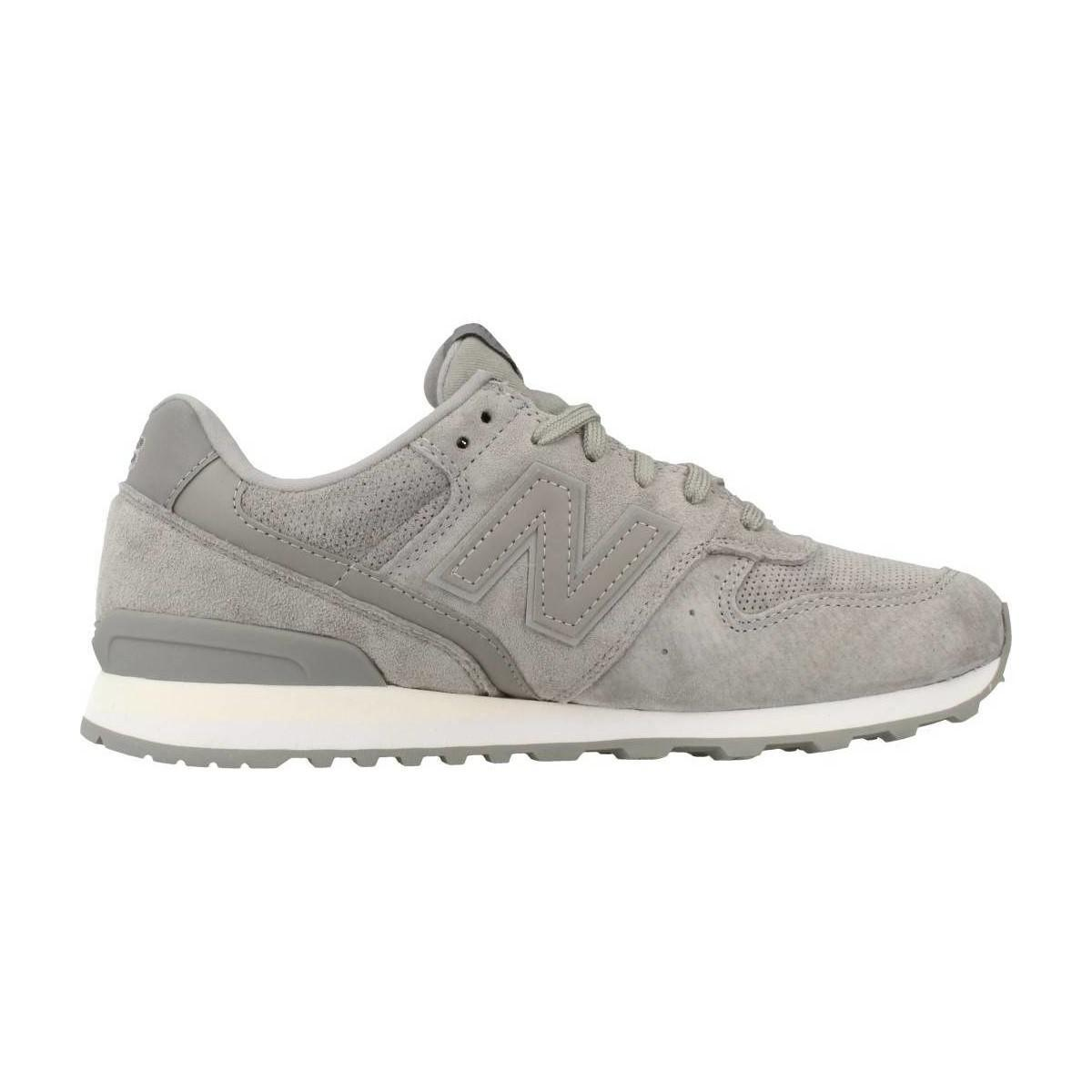 detailed look f742e f17bb New Balance Wr996 Wpg Women's Shoes (trainers) In Grey in ...