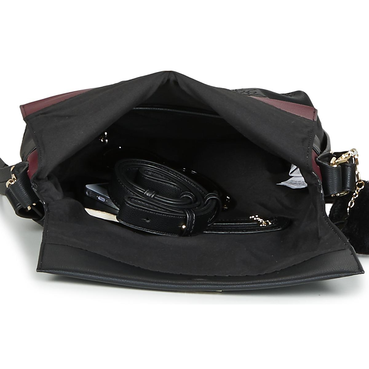 52f66ac8f0 Desigual Bols Aleida Mini Kiev Women s Shoulder Bag In Black in ...