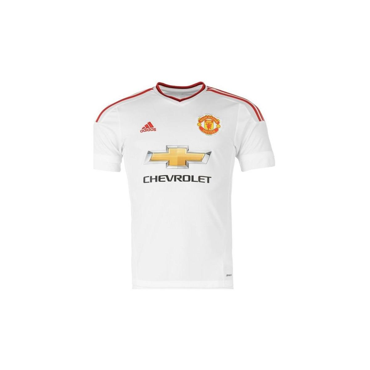 558f6da5207 Adidas - 2015-2016 Man Utd Away Shirt (fellaini 27) - Kids Women s. View  fullscreen
