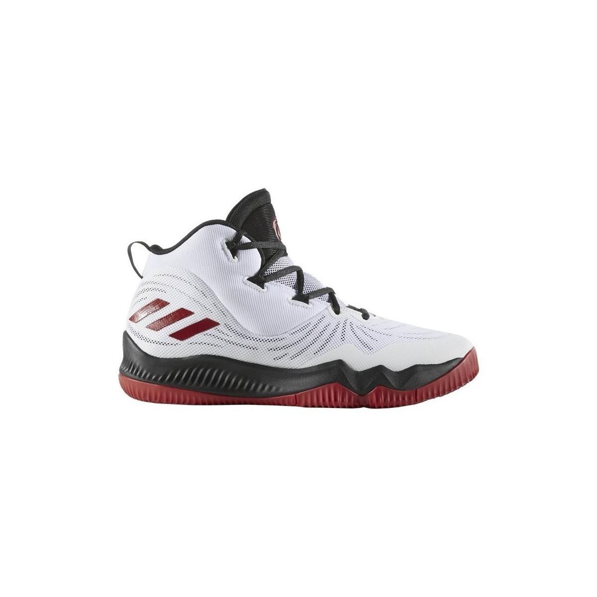 8fe4730e62cb adidas D Rose Dominate Iii Men s Shoes (high-top Trainers) In ...