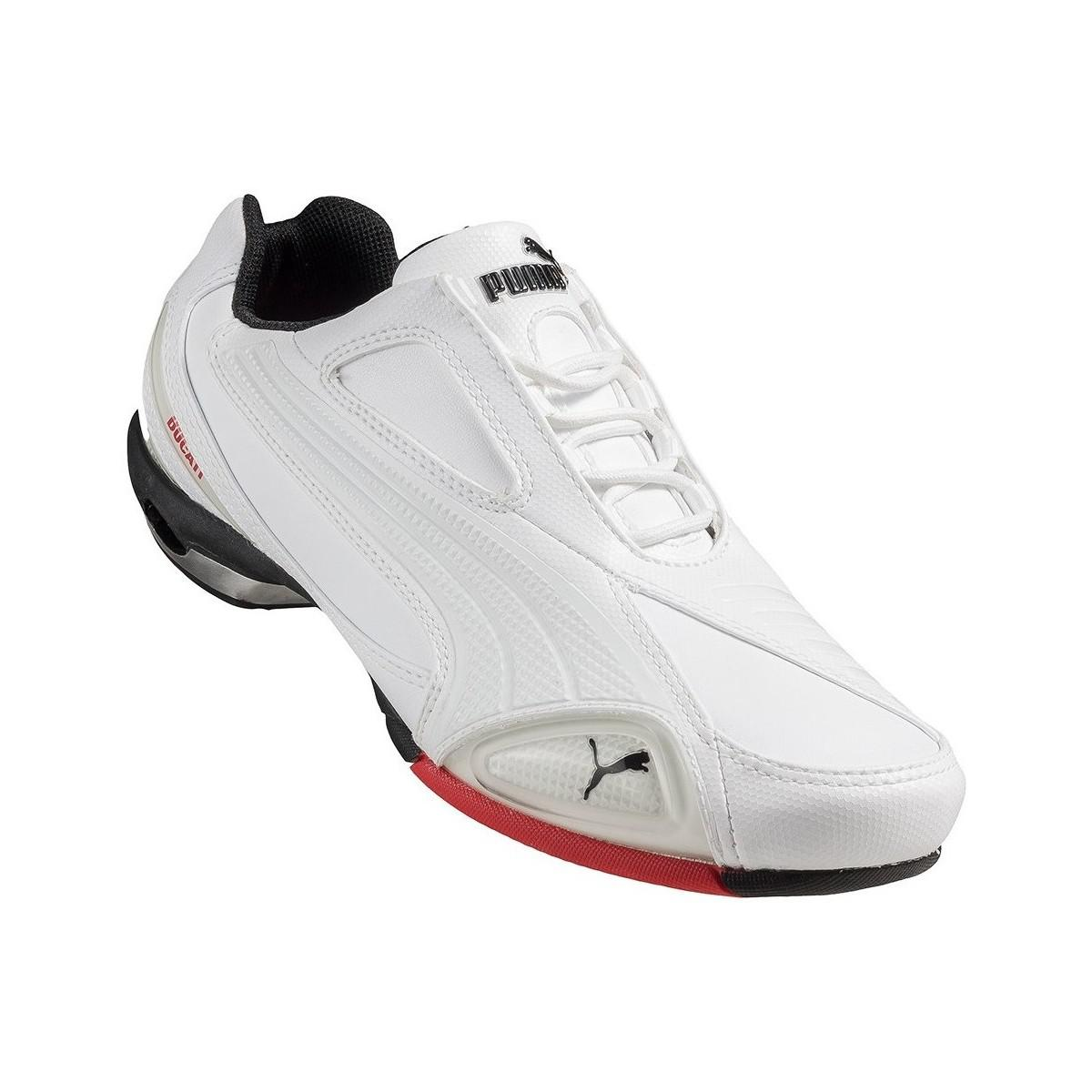 bc0d2a93502 PUMA Testastretta Ii Ducati Nm Men s Shoes (trainers) In White in ...