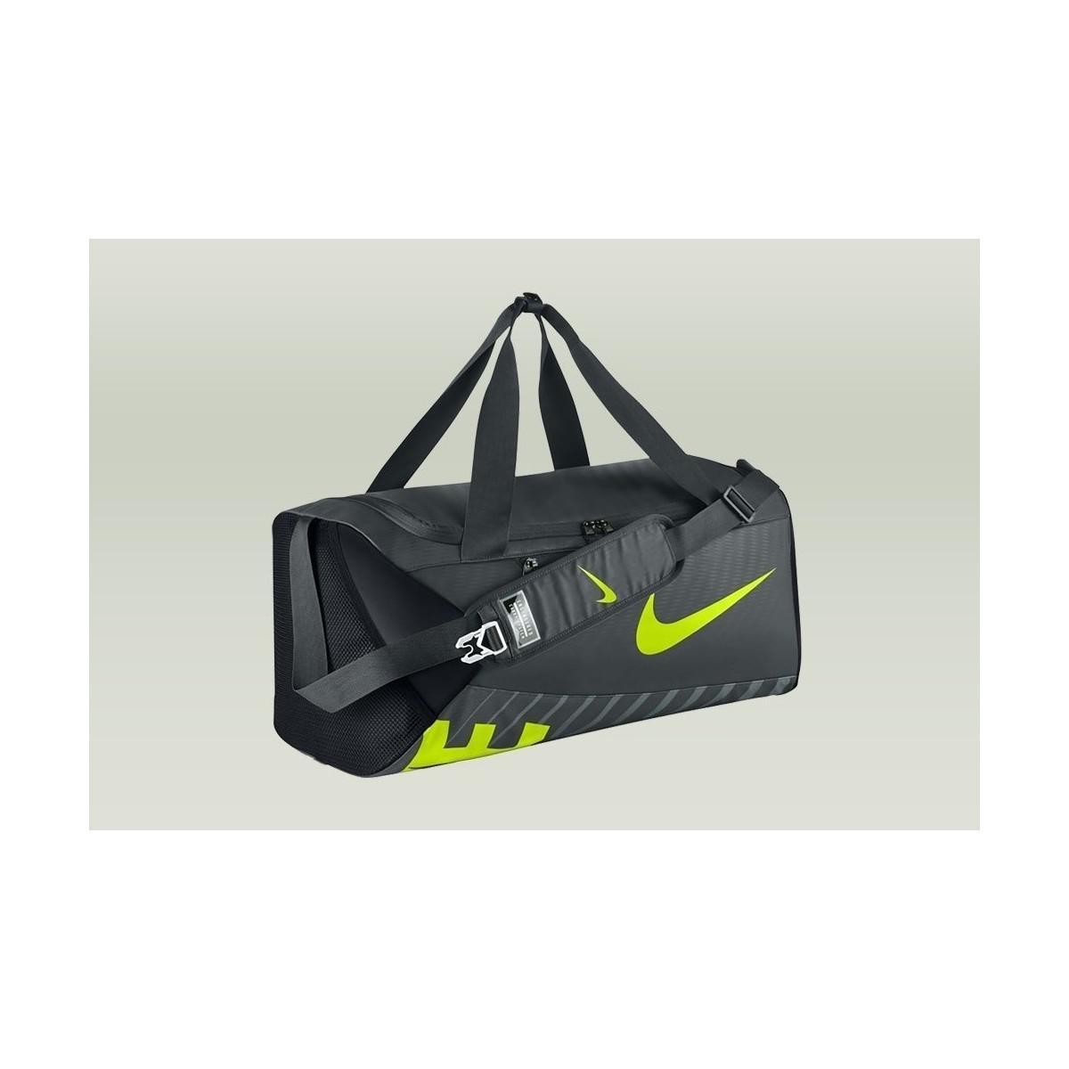 98c7d9ffb8 Nike Alpha Adapt Cross Body Small Men s Sports Bag In Green in Green ...