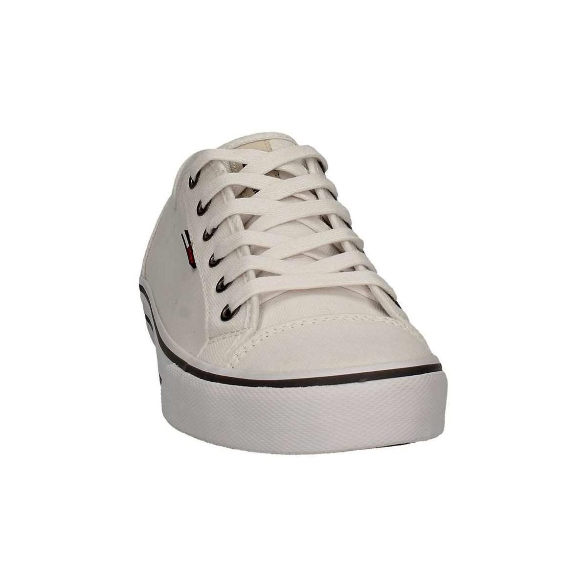 9ed3e175efd144 Tommy Hilfiger Fm0fm00324 Sneakers Man White Men s Walking Boots In ...