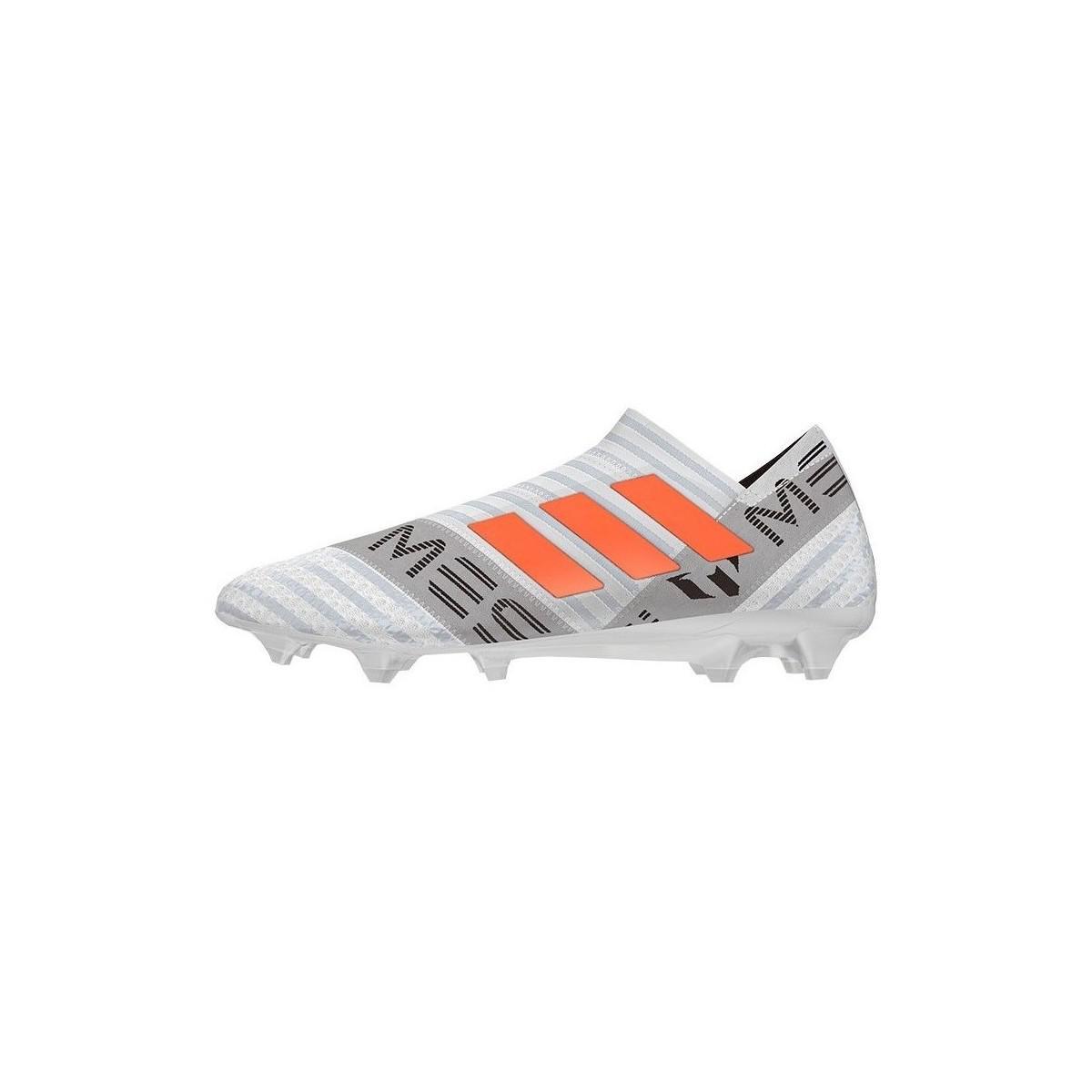 Adidas Nemeziz Messi 17 360 Agility Fg Men s Football Boots In Grey ... 52d6cab4b36