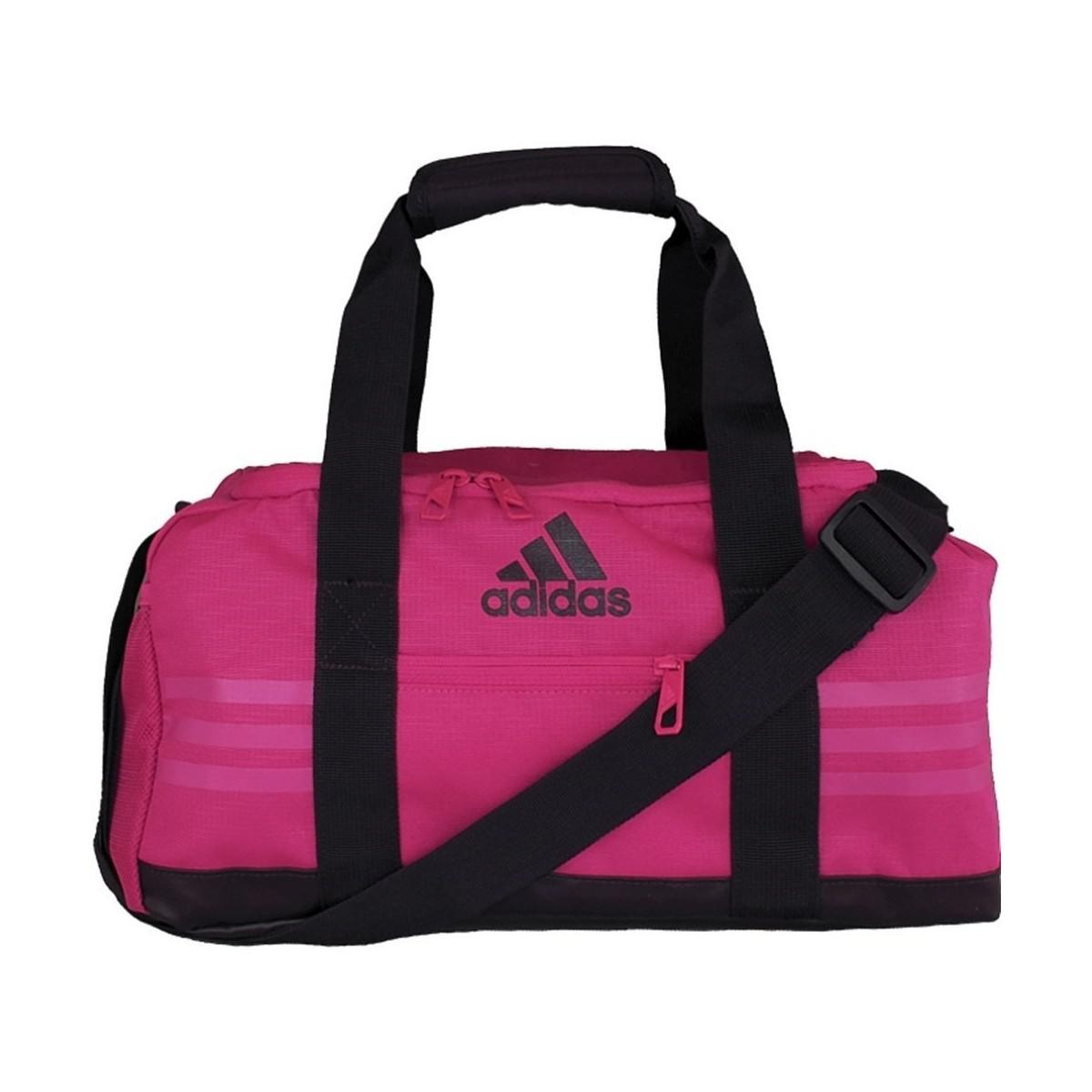 9280f936f8 Adidas - 3 Stripes Performance Teambag Xs Men s Sports Bag In Black for Men  - Lyst