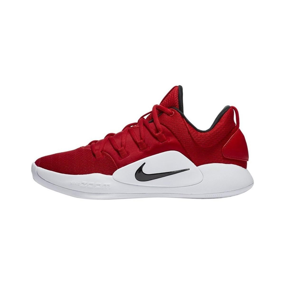 6407166af8d8 Nike Hyperdunk X Low Tb Men s Basketball Trainers (shoes) In White ...