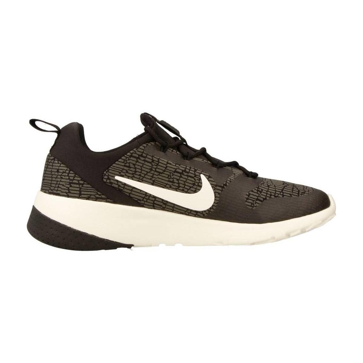 new style 9e01e 46ca7 Nike Ck Racer Womens Shoes (trainers) In Black in Black - Sa