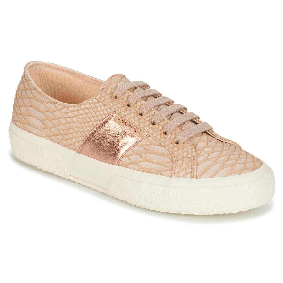 2750-pusnakew, Womens Low Trainers Superga