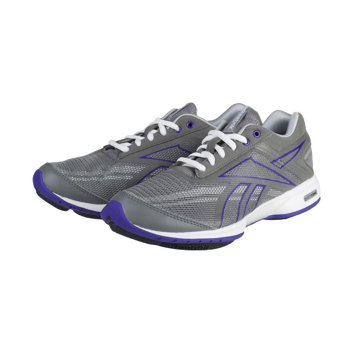 e9e4d6f51056 Reebok Easytone Reenew Iii Women s Shoes (trainers) In White in ...