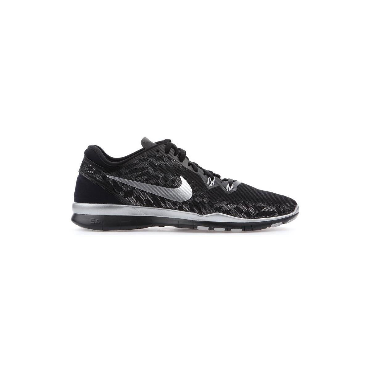 c67c46aee55c Nike Free 5.0 Tr Fit 5 Mtlc 806277-001 Women s Shoes (trainers) In ...