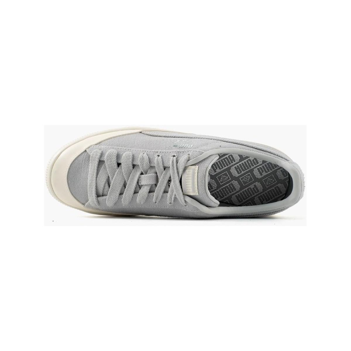 5d530db6b254 Puma Clyde X Diamond Supply Women s Shoes (trainers) In Multicolour ...