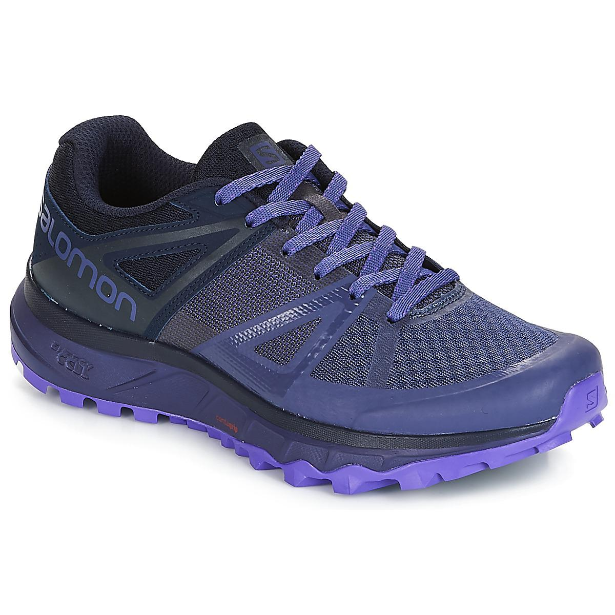 a0a09fa7862d Yves Salomon Trailster W Women s Running Trainers In Purple in ...