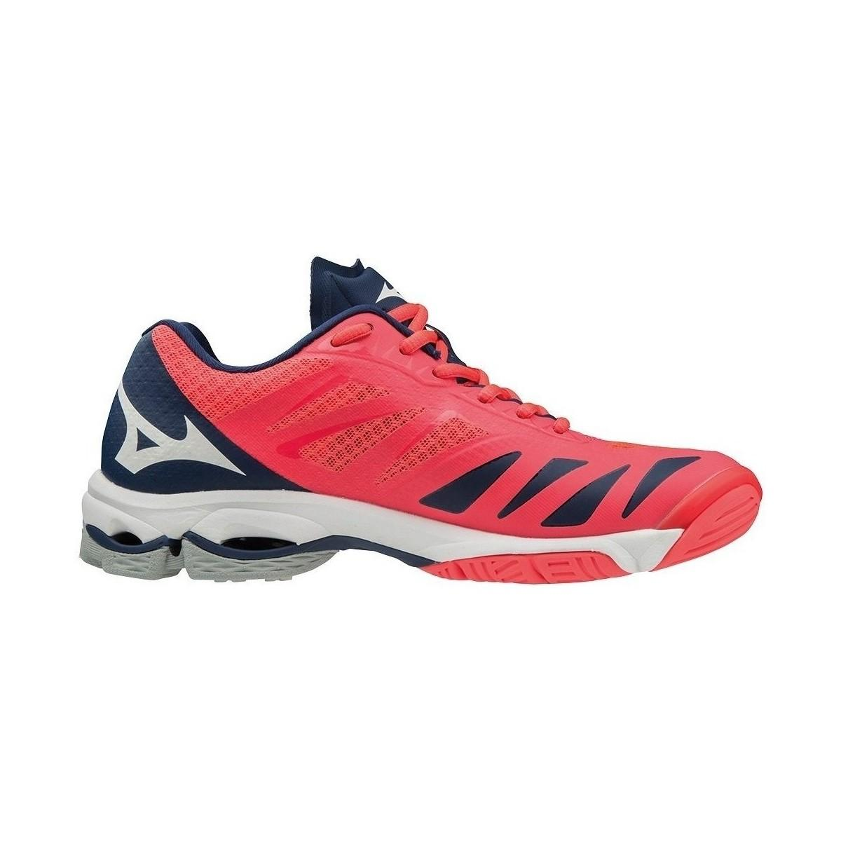 on sale abb7c 331f9 Mizuno. Wave Lightning Z5 Women s Shoes (trainers) ...