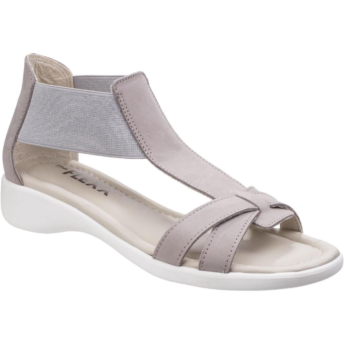 a7fc409b785 The Flexx Con Band Nubuck Women s Sandals In Other - Lyst