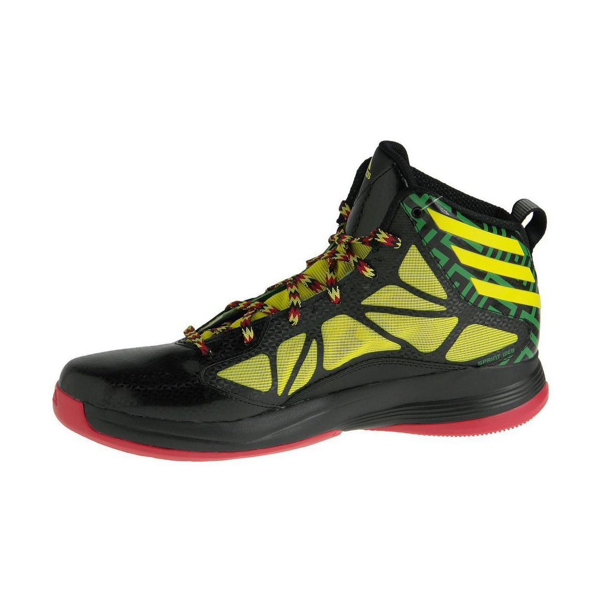 Adidas Originals Crazy Fast hombre 's Basketball formadores (zapatos) en