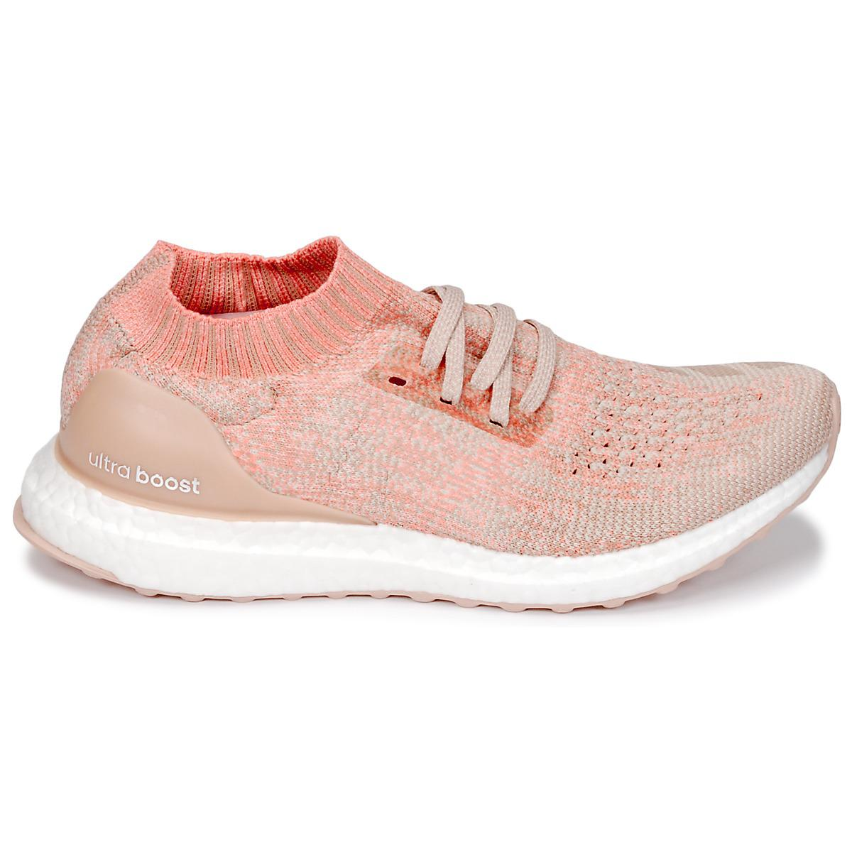 066c9b89bd811 ... italy adidas ultraboost uncaged womens running trainers in pink lyst.  view fullscreen a0c36 751d1