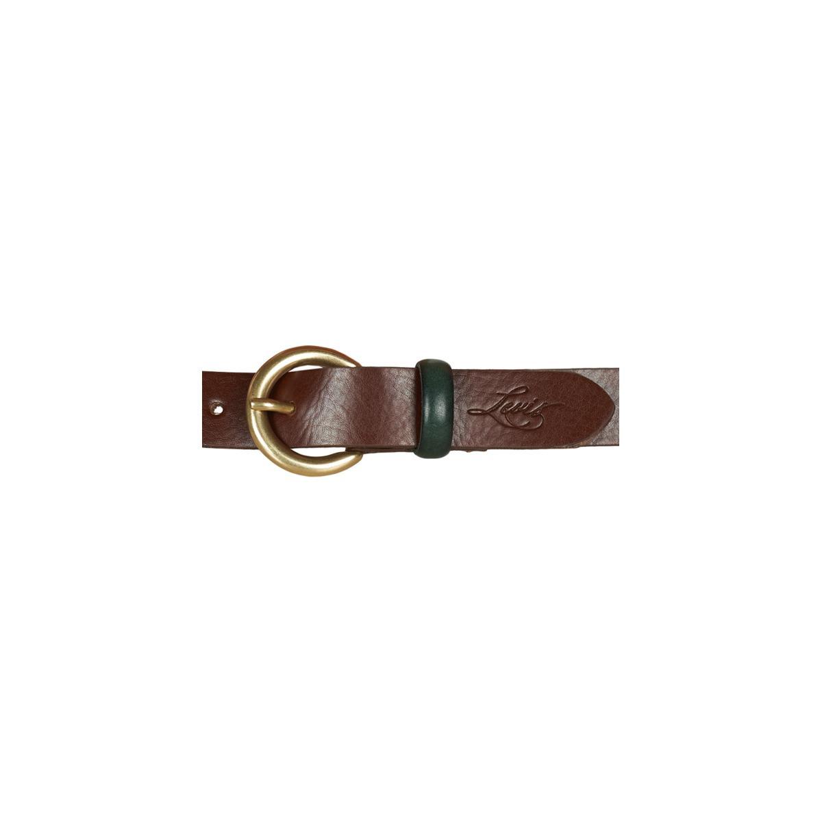 Levi S Levis Larkspur Women s Belt In Brown in Brown - Lyst 13191884f99
