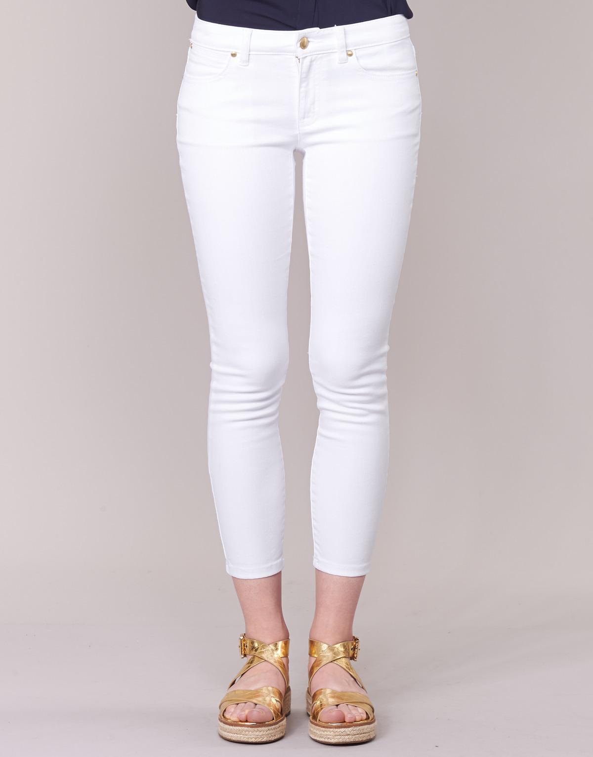 MICHAEL Michael Kors Dnm Izzy Cropped Skinny Women s Skinny Jeans In ... 2a3b132de
