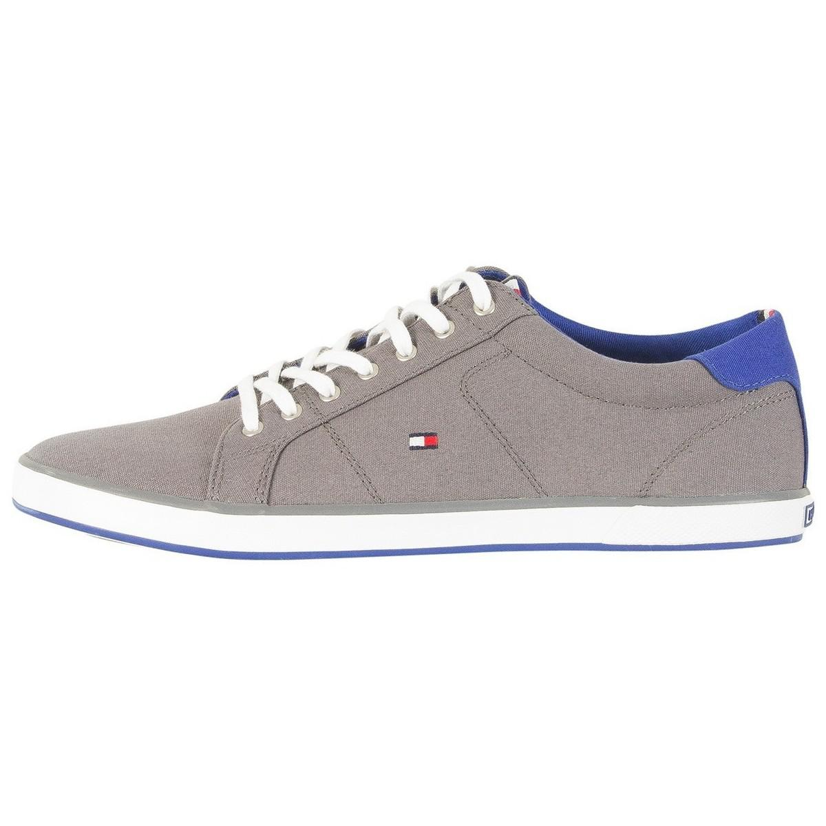 f426a9071 Tommy Hilfiger Men s Flag Canvas Trainers