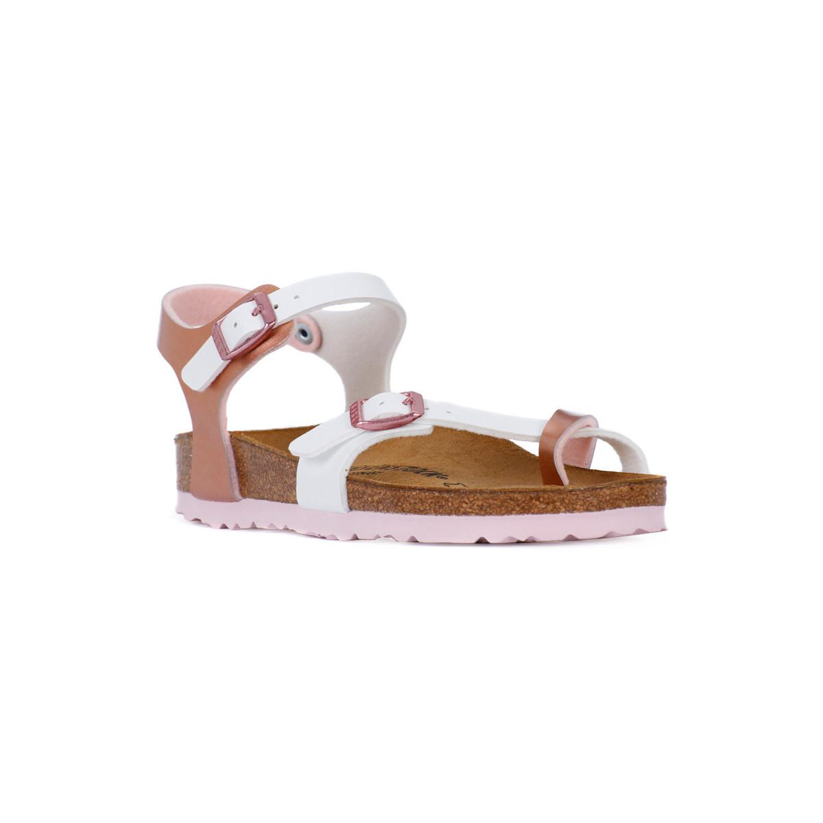 1007c7adc16 Birkenstock Taormina Soft Women s Mules   Casual Shoes In Pink in ...