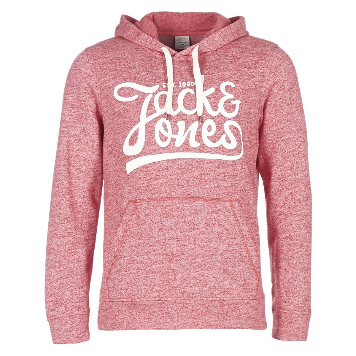 0040c67a70bd Lyst - JORPANTHER hommes Sweat-shirt en rouge Jack   Jones pour ...
