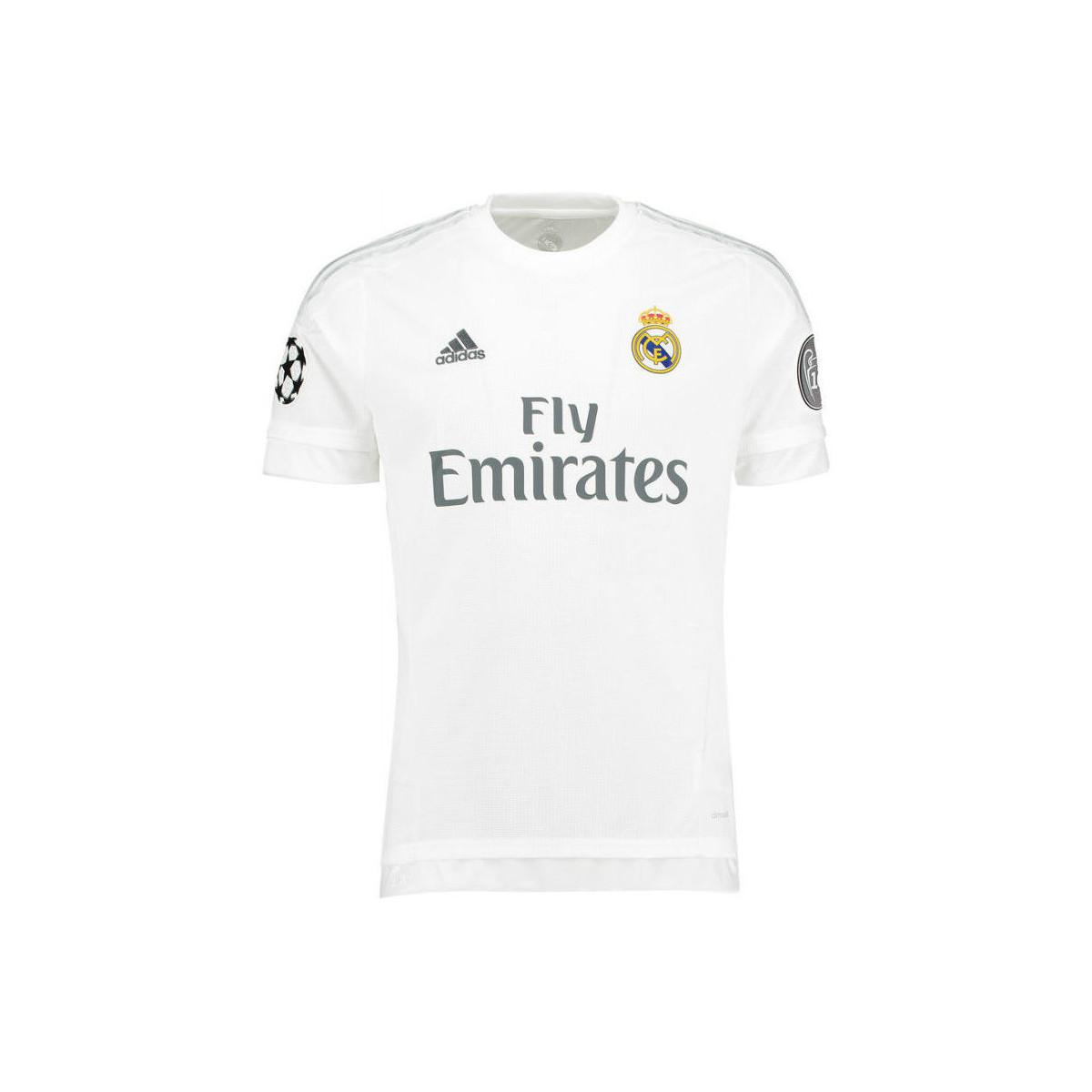 474ad57833a Adidas - 2015-2016 Real Madrid Ucl Home Shirt (sergio Ramos 4) Women s.  View fullscreen