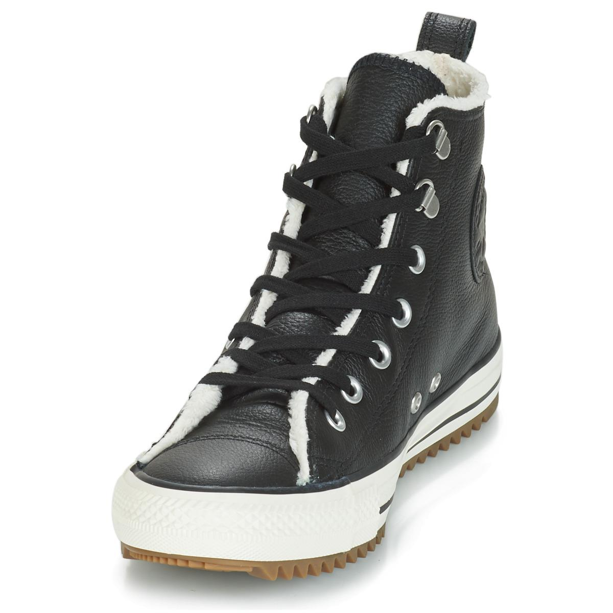 f8c7c88c595d Converse Chuck Taylor All Star Hiker Boot Leather Hi Women s Shoes ...