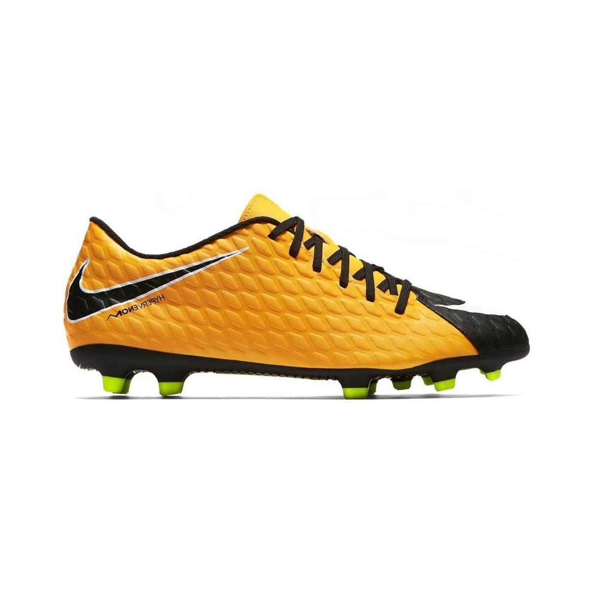 3fafd0a611b2 Nike Hypervenom Phade 3 Fg 852547 801 Men s Football Boots In Yellow ...