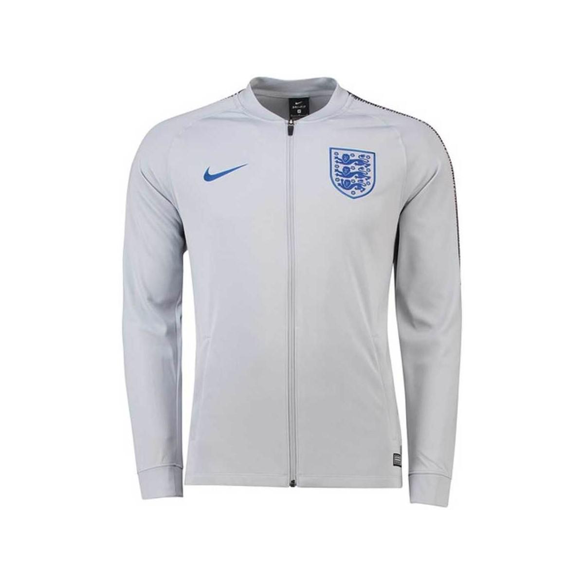 Lyst - Nike 2018-2019 England Squad Track Jacket Women s Sweatshirt ... 0c535a51c72