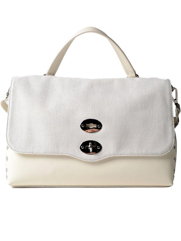 Ivory Postina M shoulder bag Zanellato XZpAbJ15Z