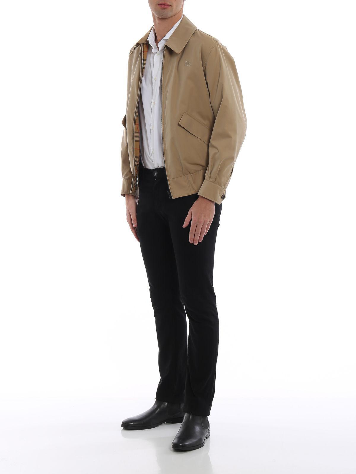 Lyst Burberry Unisex Stratford Jacket For Men