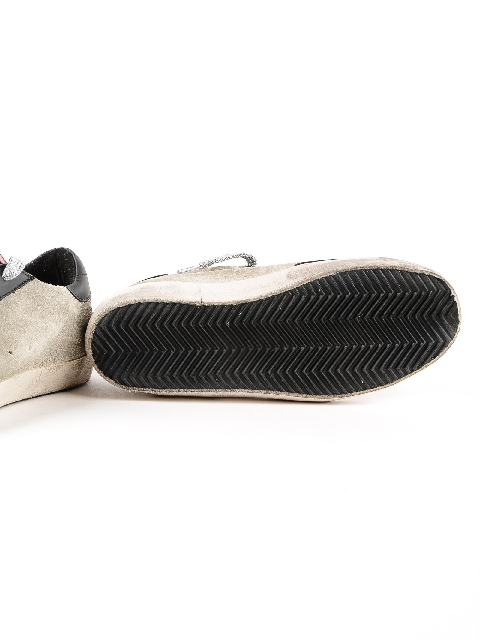 0c67a7a5a46d Lyst - Golden Goose Deluxe Brand Sneakers Superstar Pink Zebra