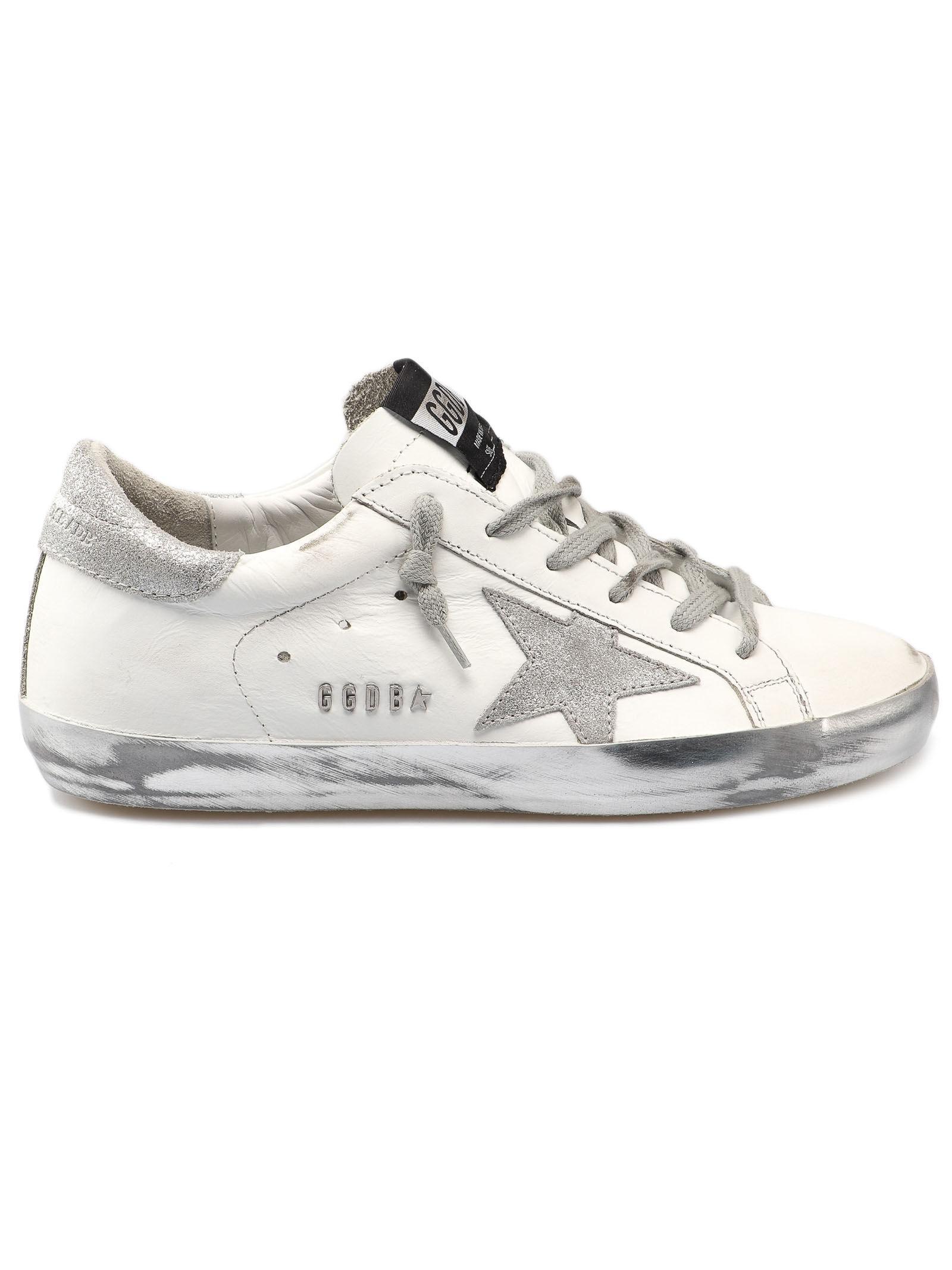 3788d8c06f60 Lyst - Golden Goose Deluxe Brand Sneakers Superstar in White