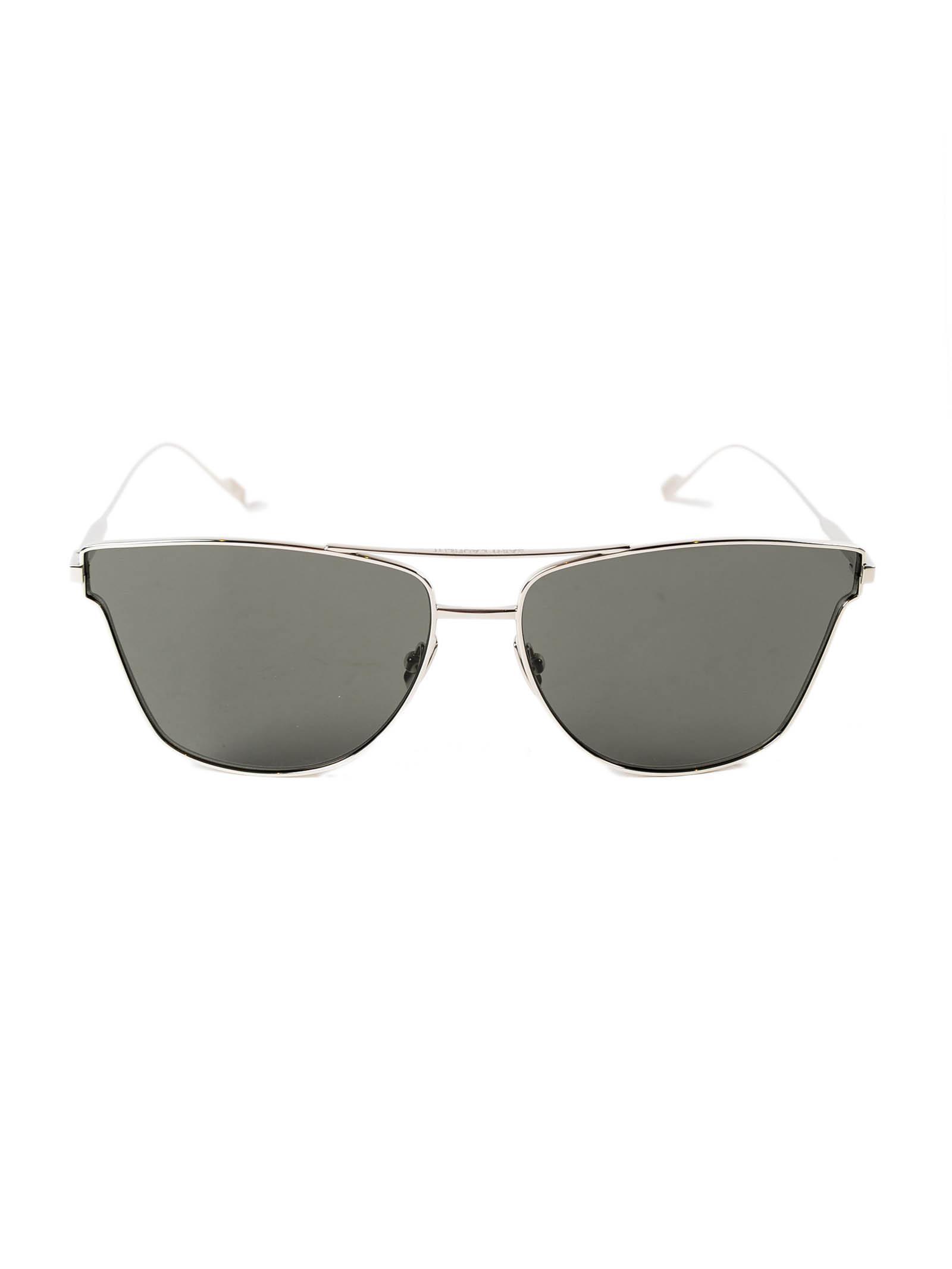 a1a4556d3d6b Saint Laurent Classic Sl51 Titanium Sunglasses in Gray for Men - Lyst