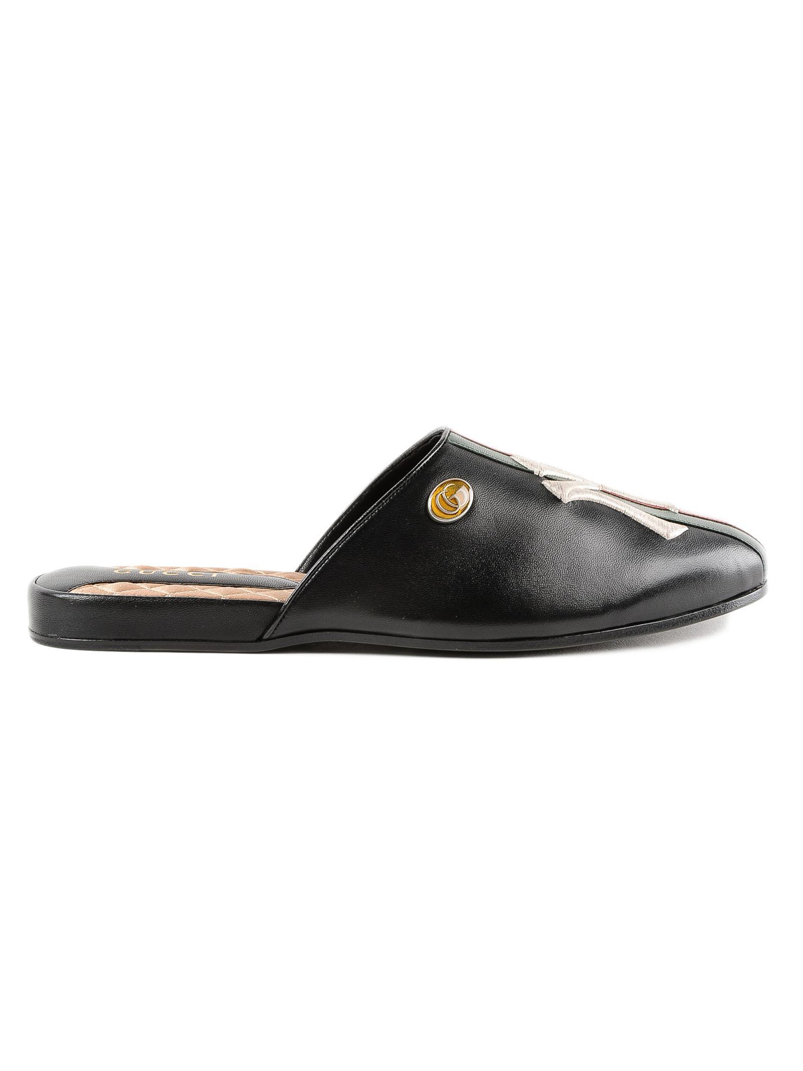 77ecea6de Lyst - Gucci Quentin Plonge` in Black for Men