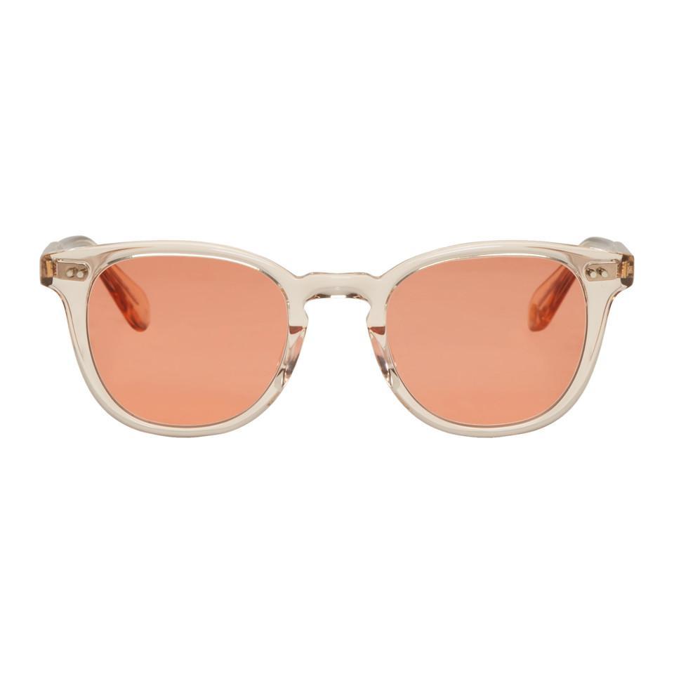 Pink McKinley Sunglasses Garrett Leight na8bPk4PJG