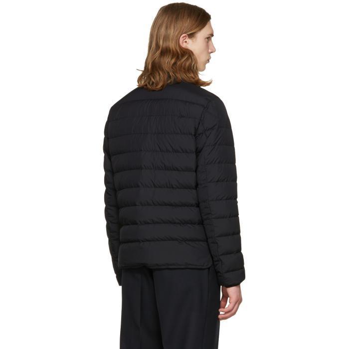 moncler cyclope jacket black