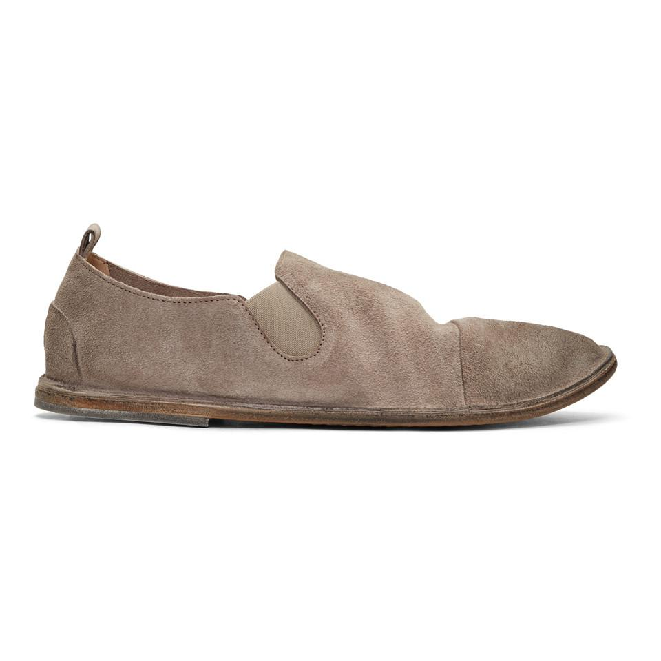 MARSèLL Suede Strasacco Loafers q47iK