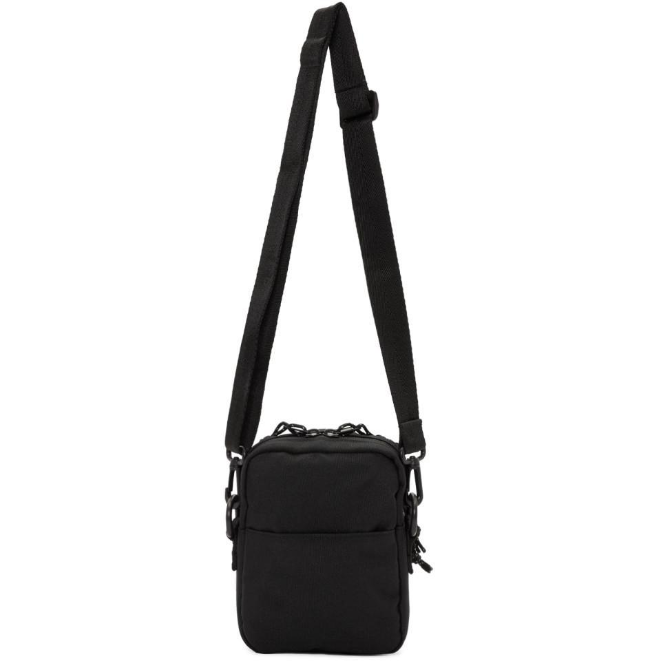 Lyst - Opening Ceremony Black Mini Crossbody Bag in Black 9ae8da031dc49