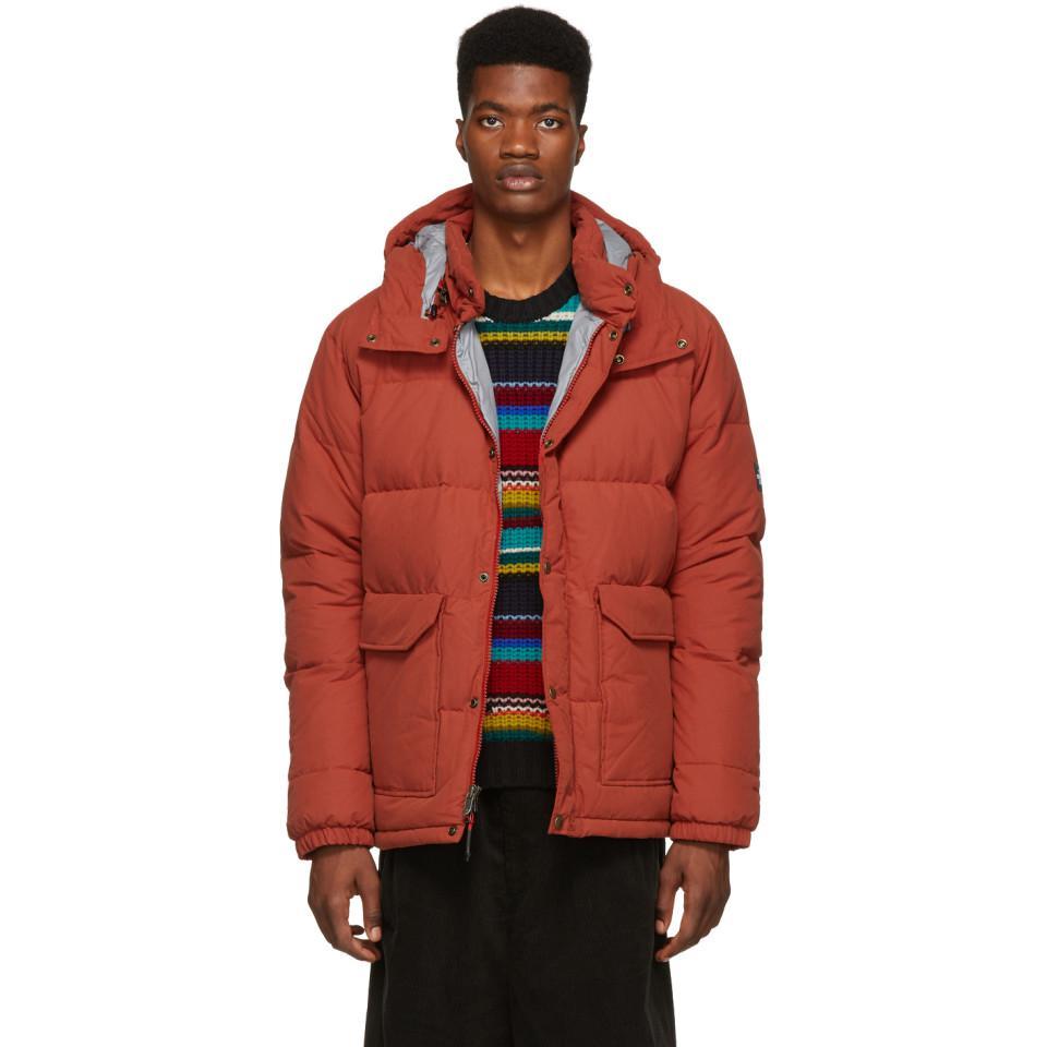 7ff9ecc027 Blouson en duvet rouge Sierra 2.0 The North Face pour homme en ...