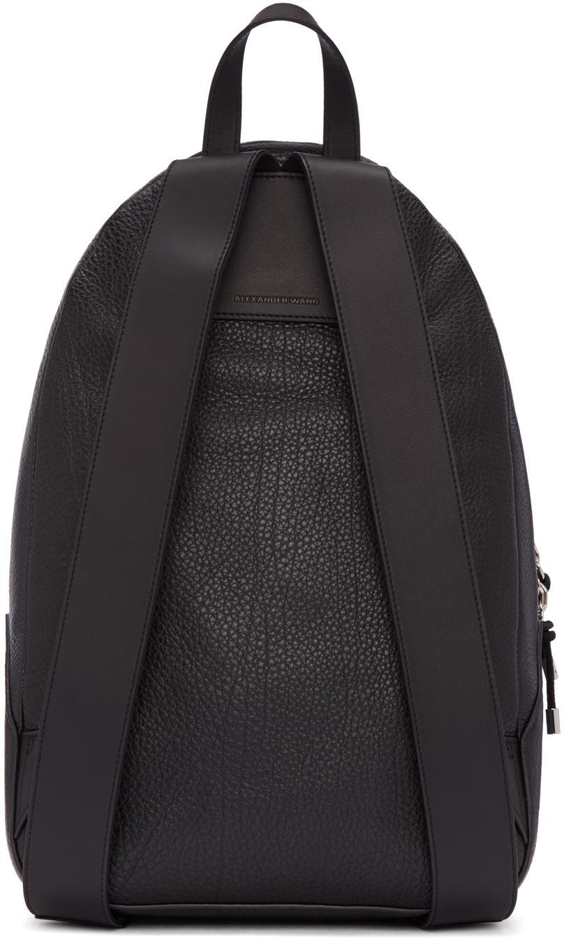 c646eb420ea2 Lyst - Alexander Wang Black Berkeley Backpack in Black for Men