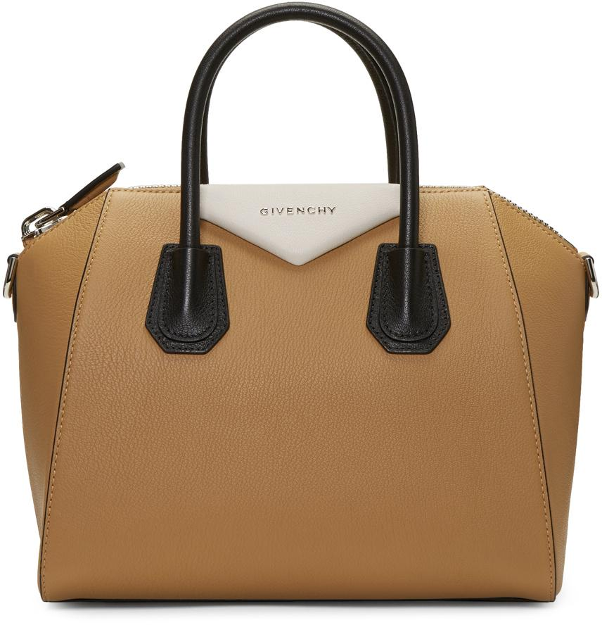de51b0b6edfd ... Lyst - Givenchy Tricolor Small Antigona Bag finest selection 99b70  4cb0b ...