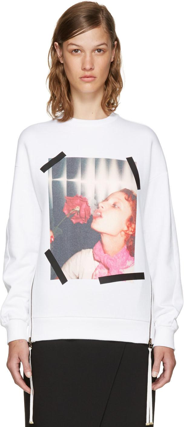 4fcb4185139e Gallery. Previously sold at  SSENSE · Women s Graphic Sweatshirts