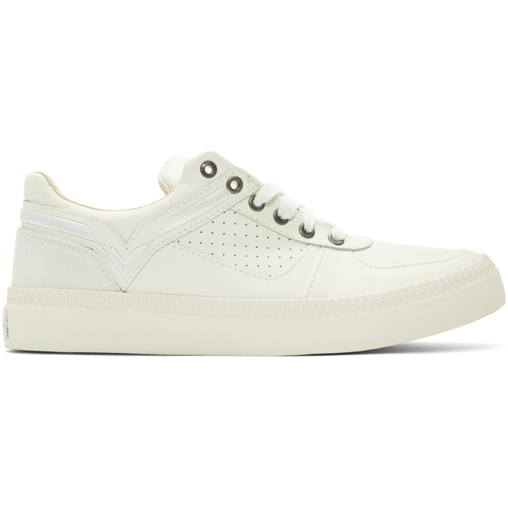 Giuseppe Zanotti Off-White S-Spaark Sneakers ugUkVTx