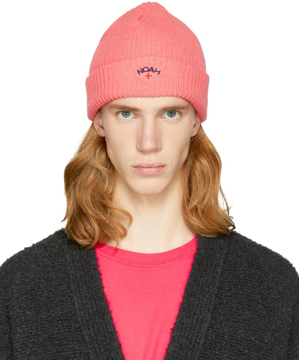 Hero Beanie Pink - Blush Weekday