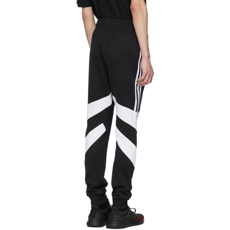 Sale Free Shipping Black and White Palmeston Lounge Pants adidas Originals Discount 2018 Genuine Online CemfTK1